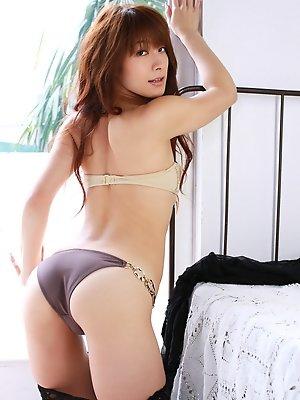 Rika Kawamura Asian has...